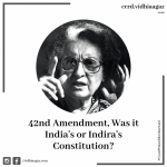 42 Amendment Constitution