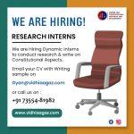 Online Research Internship
